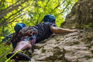 Voilà pourquoi l'escalade peut être un sport bon pour vous peut être